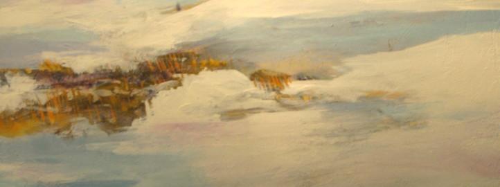 Winter lanscape - Ontario - Драгица Гађански
