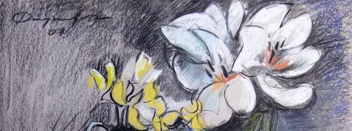 Lilies, 2007 - Paravon Mirzoyan