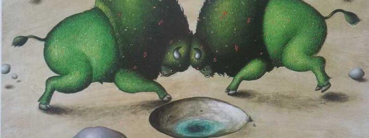 Pour une goutte d'eau, 1995 - Ljubomir Milinkov